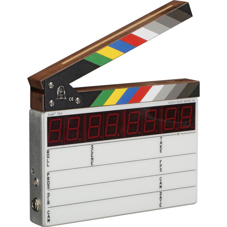 Time Code Slates