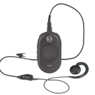 Motorola Two-Way Business Radios CLS Series 1110 and 1410