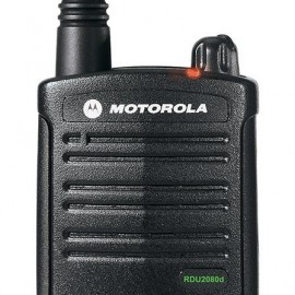 Motorola Model RDV2080D with Display, RDX Business Series Two-Way