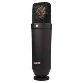 Rode-NT1-Microphone-Front-Side