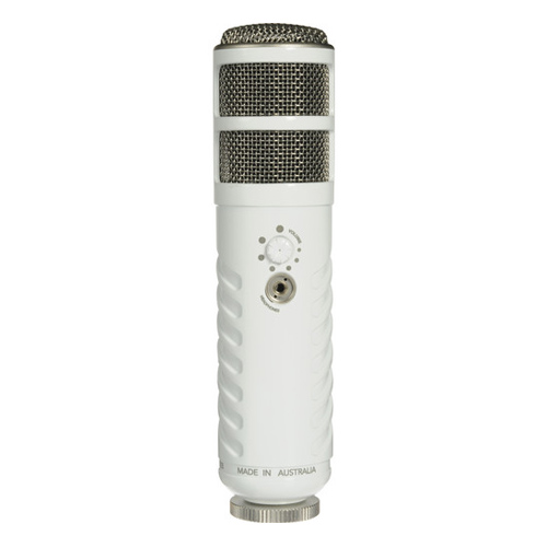 r de podcaster usb broadcast microphone wilcox sound and communications. Black Bedroom Furniture Sets. Home Design Ideas