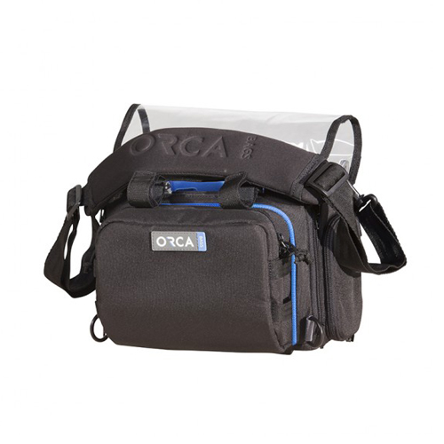 ORCA OR-28 Mini Sound Bag for ZOOM F8, Zaxcom Maxx, Tascam DR70 & Similar  Sized Mixers